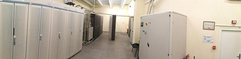 Colocation data center в Крыму