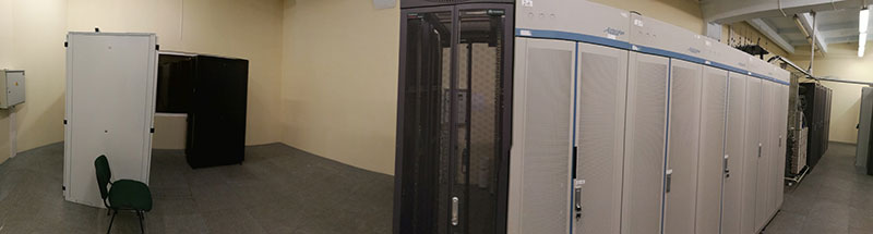 Сервер аренда помещения